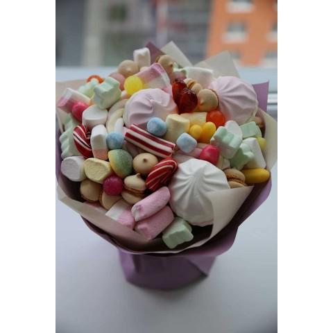 Букет из сладостей «Зефир»